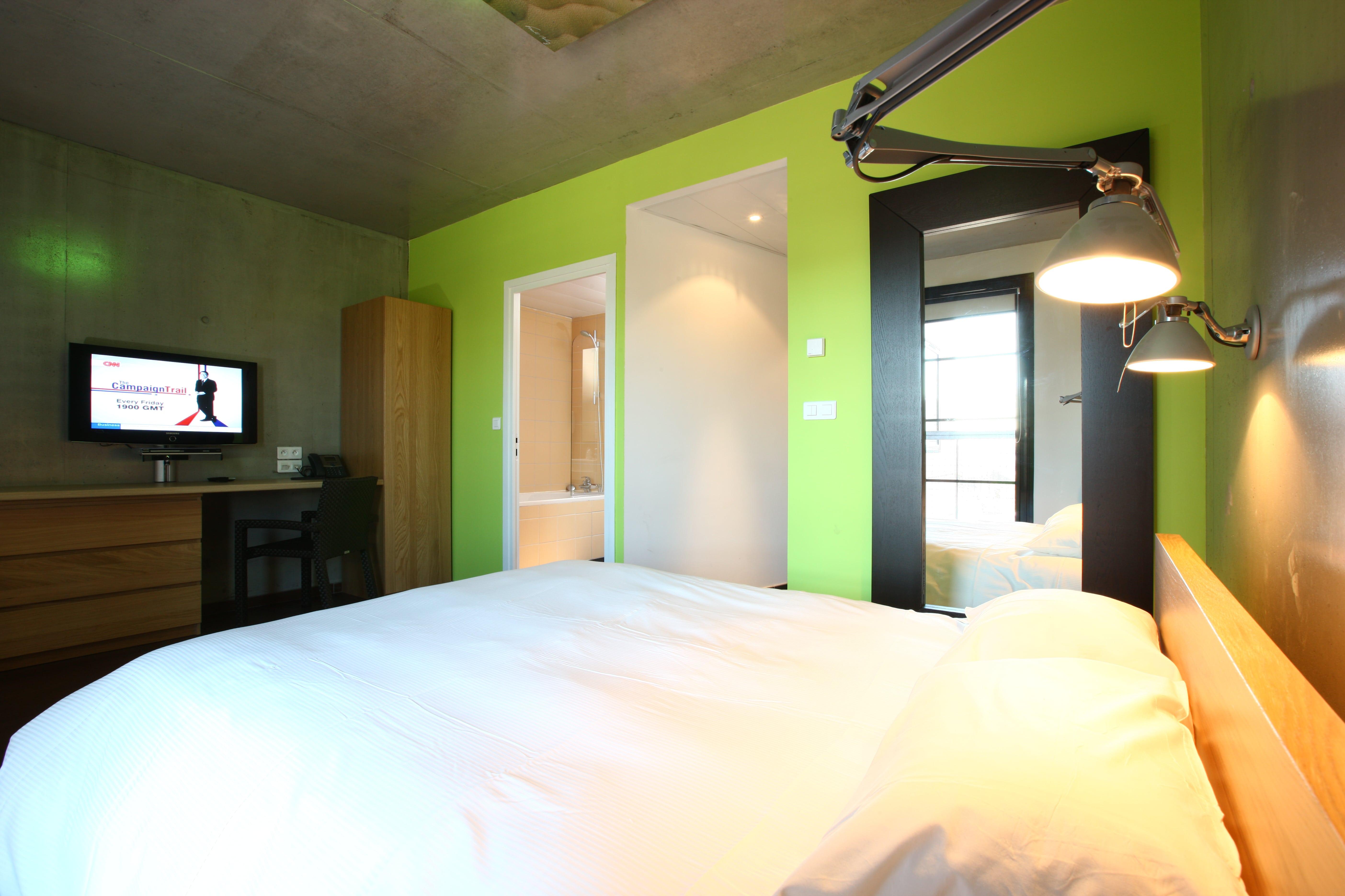 hôtel Lille studio deluxe Olivarius Apart'hotels Lille Villeneuve d'Ascq