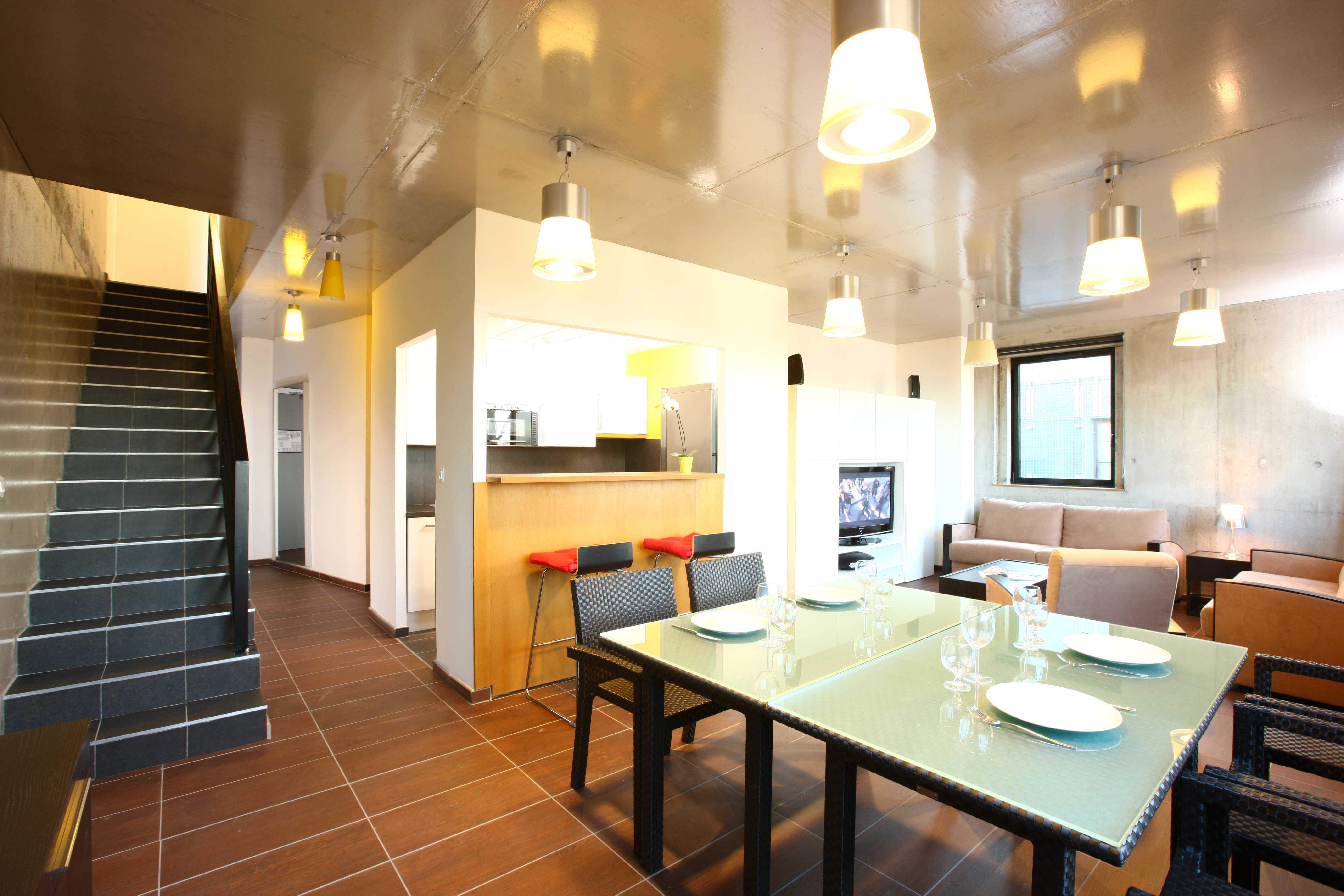 hôtel Lille location bel appartement famille Olivarius Apart'hotels Lille Villeneuve d'Ascq